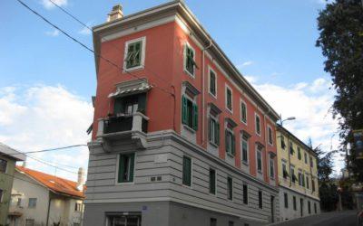 Appartamento in palazzina d'epoca