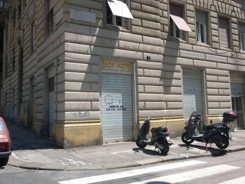 Magazzino via Donadoni