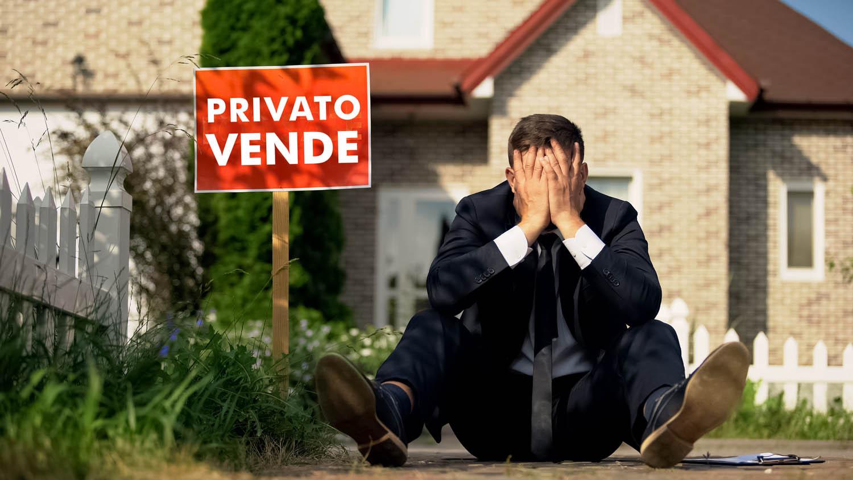 Vendere casa privatamente conviene davvero? La storia di Franco