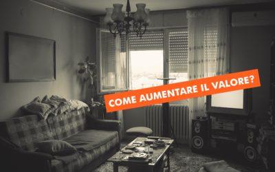 Come aumentare il valore di un vecchio appartamento?