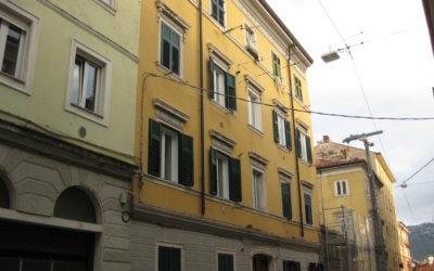 Trilocale in via San Servolo